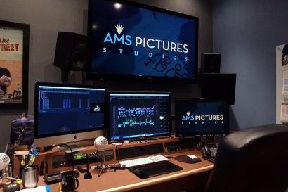 Post Production Setup
