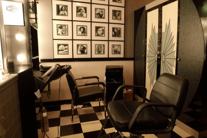 Live Shot Studio - Barber Shop at AMS Studios in Dallas Texas