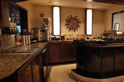 Live Shot Studio - Diner at AMS Studios in Dallas Texas