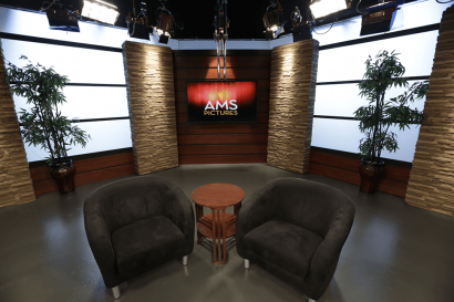 Rockwood-Talk-Show 3 at AMS Studios in Dallas Texas