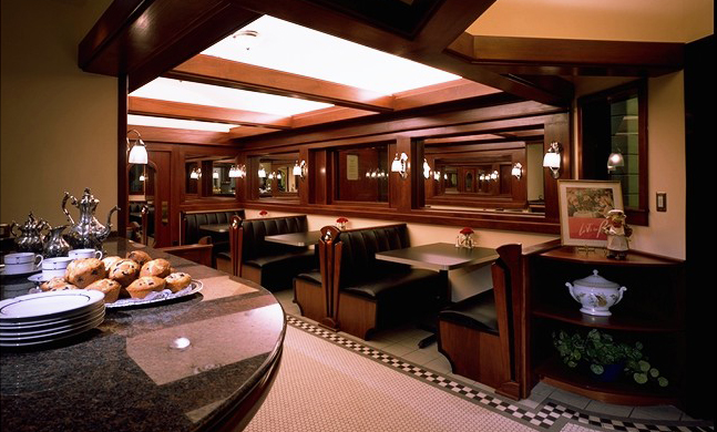 AMS Studios Diner